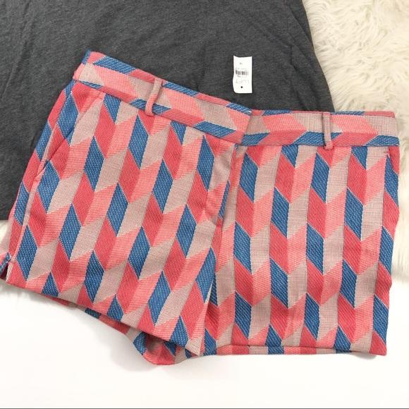NWT Women/'s Ann Taylor Loft Cargo Shorts Size 14
